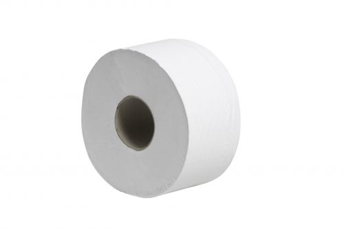 Navigator Amoos Mini Jumbo Toilet Roll 350mm X 150M 62mm Core Case 12