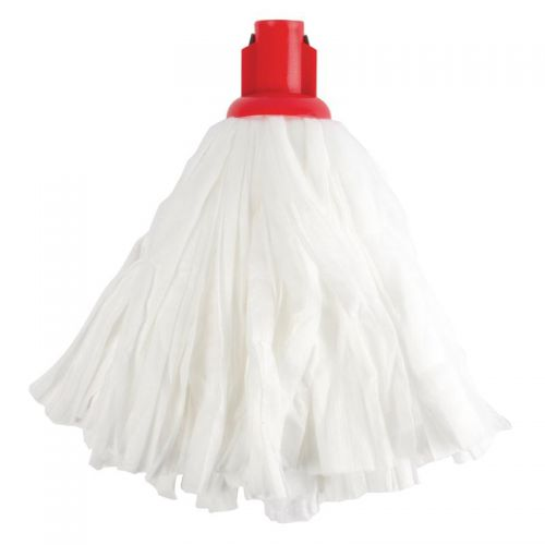 Big White Socket Mop Red Case Of 10
