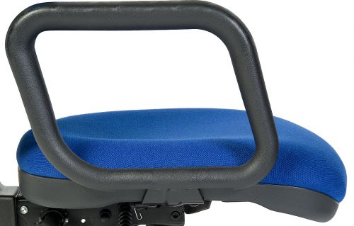 Teknik Office Admiral Fixed Loop Chair Arms