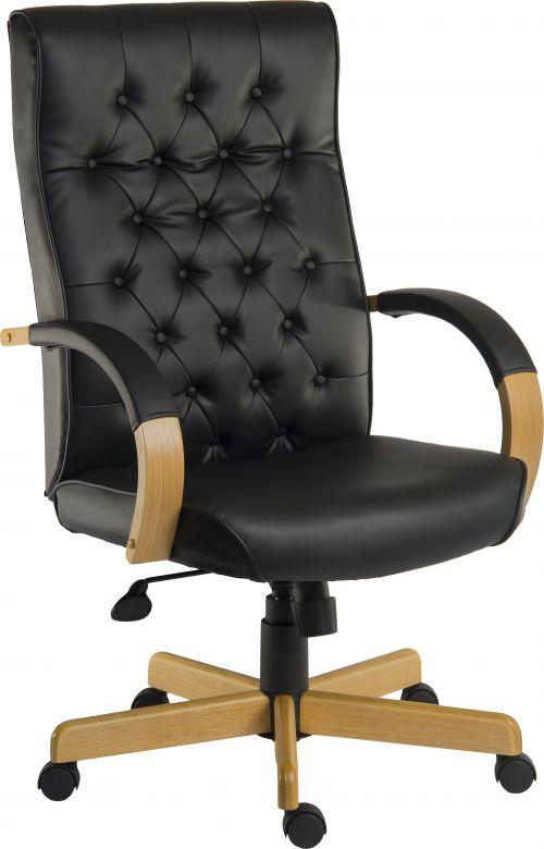 Teknik 6928 Warwick Noir Chair