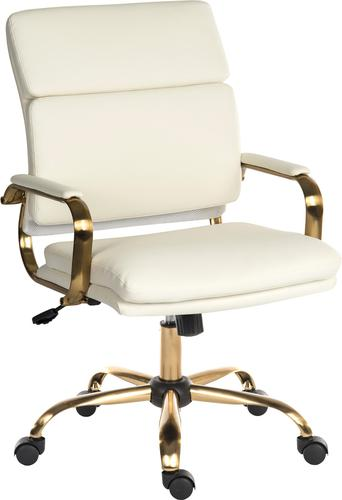 Teknik 6990 Vintage White Executive Chair