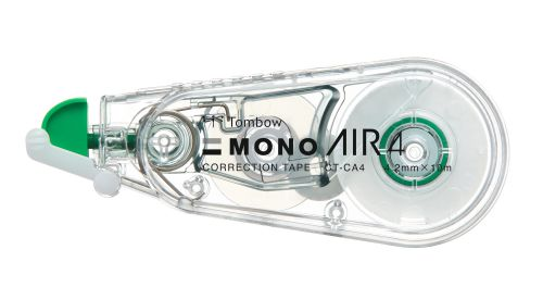 Tombow MONO air4 Correction Tape 4.2mm x 10m (Pack of 3) CT-CA4-3P TB50316