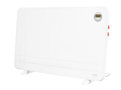 Low Wattage Panel Heater Wall / Floor 7 Day Timer 800W