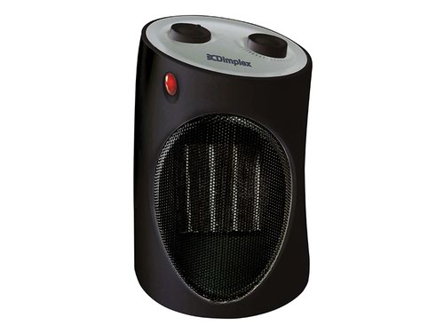 Upright Ceramic Fan Heater with Cool Blow 2kW