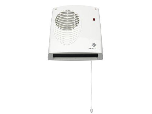 Winterwarm Downflow Fan Heater 2kW