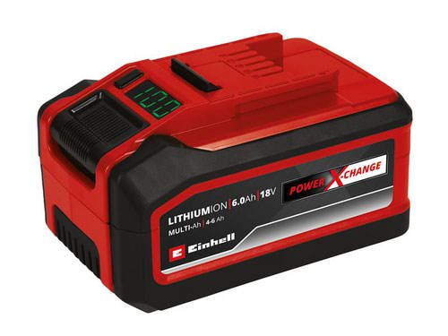 Power X-Change Multi-Ah Battery 18V 4-6Ah Li-ion