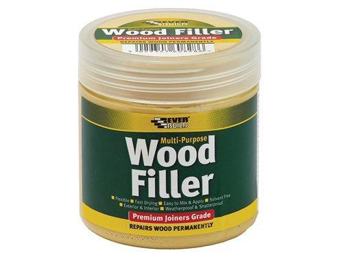 Multipurpose Premium Joiners Grade Wood Filler Light Stainable 250ml
