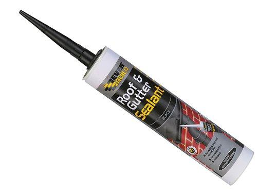 Roof & Gutter Sealant Black 295ml