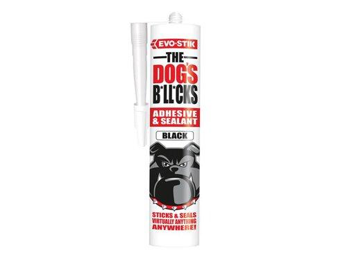 The Dog's B*ll*cks Multipurpose Adhesive & Sealant  Black 290ml