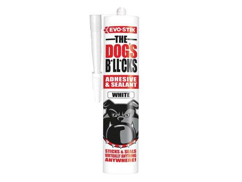 The Dog's B*ll*cks Multipurpose Adhesive & Sealant  White 290ml