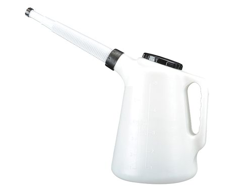 Plastic Oil Pourer 5 litre