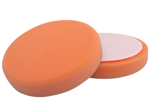 Orange Firm All-Round Polishing Pad 150mm