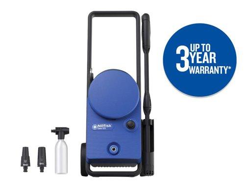 CORE 125 Pressure Washer 125 bar 240V