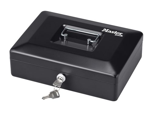 Small Cash Box with Keyed Lock