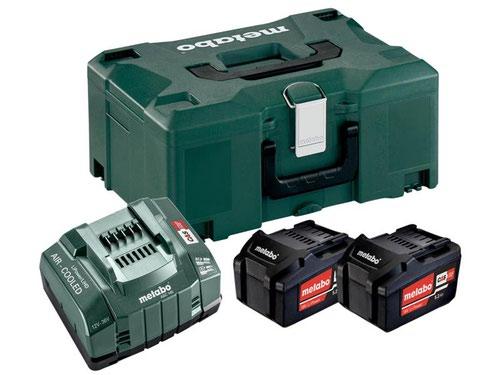 Basic Li-ion Battery Set 18V 2 x 5.2Ah