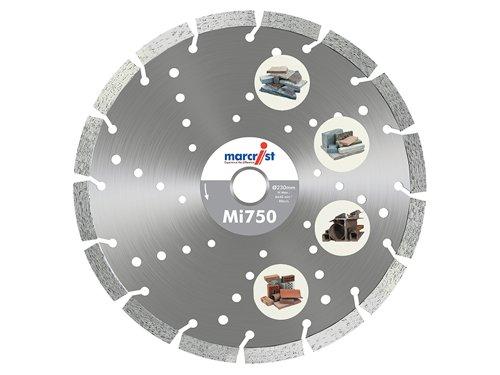 Mi750 Diamond Blade Long Life Universal Cut 300 x 20mm