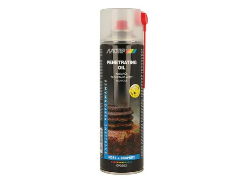Pro Penetrating Oil Spray 500ml