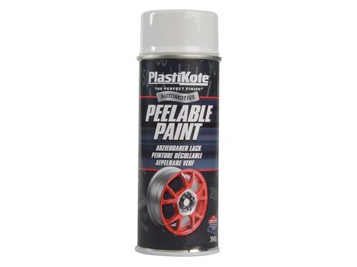 Peelable Paint White Gloss 400ml