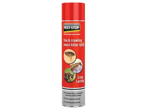 Flea & Crawling Insect Killer Spray 300ml
