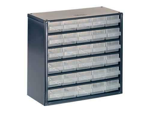 624-01 Metal Cabinet 24 Drawer