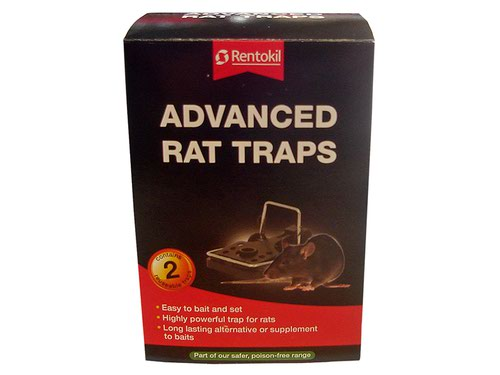 Advanced Rat Trap (Twin Pack)