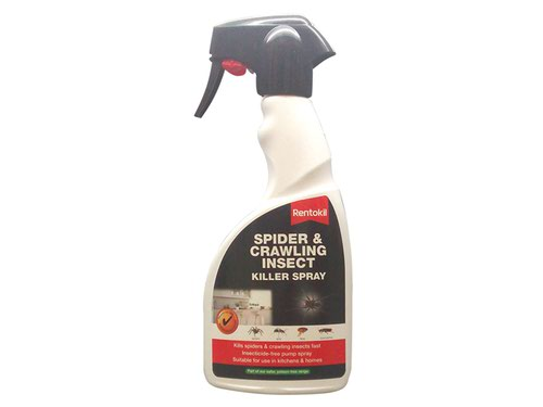 Spider & Crawling Insect Killer Spray 500ml