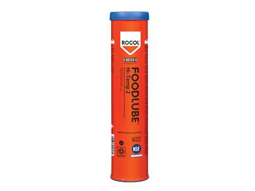 FOODLUBE® Hi-Temp 2 Bearing Grease NLGI 2 380g