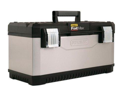 Metal & Plastic Toolbox 58cm (23in)