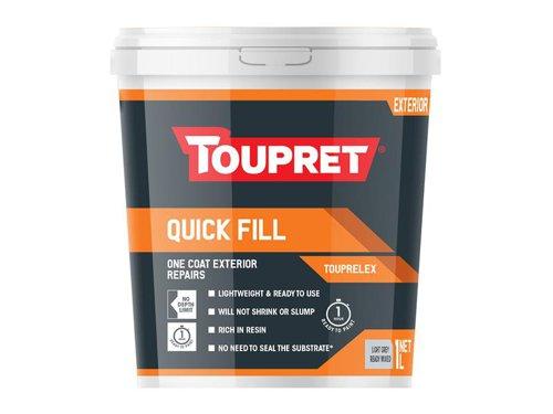 Quick Fill (Exterior) 1 litre