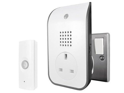 Premium Plug-Through Door Chime