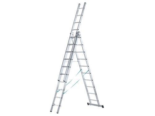 Skymaster Trade Combination Ladder 3-Part 3 x 14 Rungs