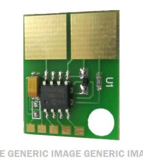 Compatible Konica Minolta Toner Chip Reset C25 Cyan 6000 Page Yield