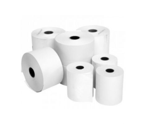 Thermal Paper Roll    Pink 80 x 80 x 12.7mm 20 Roll Box