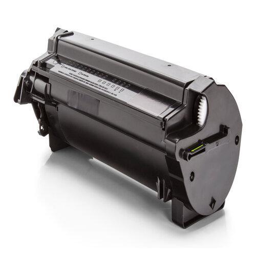 Compatible Lexmark 50F2X00 Black Laser Toner 10000 page yield