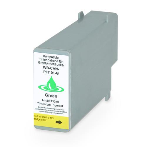 Compatible Canon Inkjet PFI-101G 0890B001 Green 130ml *7-10 Day Lead*