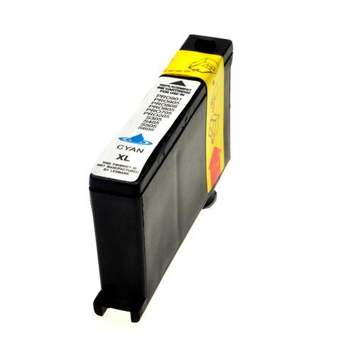 Compatible Lexmark Inkjet 100XLA 14N1093E Cyan 16ml