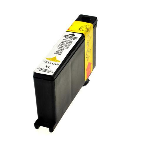 Compatible Lexmark Inkjet 100XLA 14N1095E Yellow 16ml