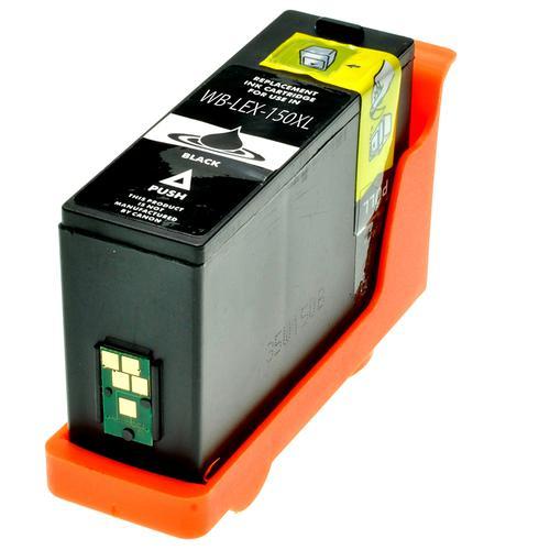 Compatible Lexmark Inkjet 150XLA 14N1636 Black 750 Page Yield *7-10 Day Lead*