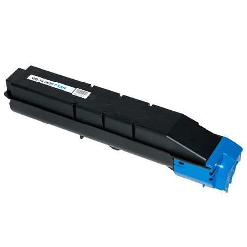 Compatible Kyocera Toner TK8600C 1T02MNCNL0 Cyan 20000 Page Yield *7-10 day lead*