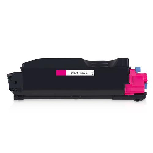 Compatible Kyocera Toner TK-5270M 1T02TVBNL0 Magenta 6000 Page Yield *7-10 Day Lead*