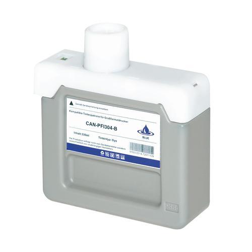 Compatible Canon Inkjet PFI-304B 3857B005 Blue 330ml *7-10 day lead*