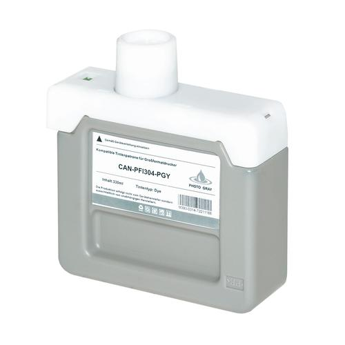 Compatible Canon Inkjet PFI-304PGY 3859B005 Photo Grey 330ml *7-10 day lead*