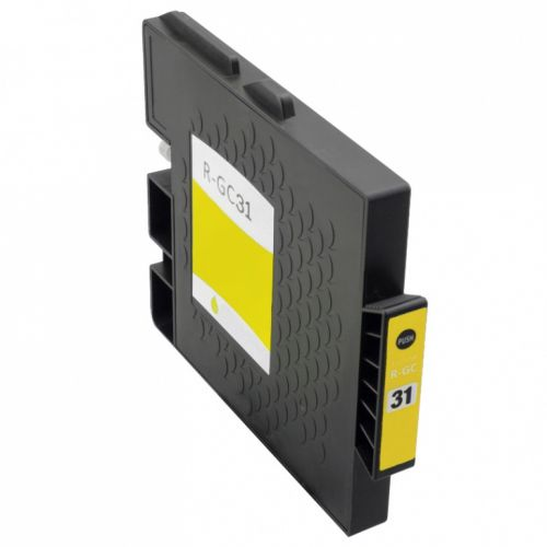 Compatible Ricoh 405691 GC31Y Yellow 1920 Page Yield