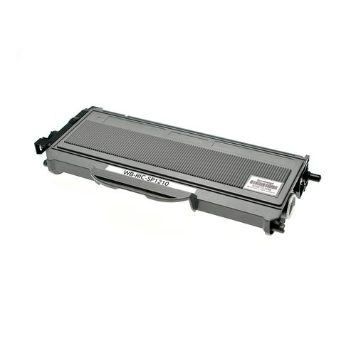 Compatible Ricoh Toner TYPE1200E 406837 Black 2600 Page Yield *7-10 Day Lead*