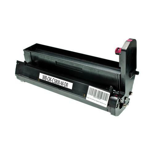 Compatible OKI Drum 43381722 Magenta 20000 Page Yield *7-10 day lead*