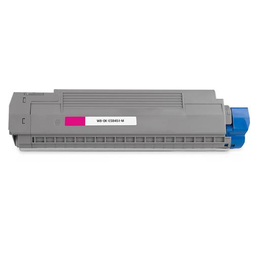 Compatible OKI Toner 44059258 Magenta 9000 Page Yield *7-10 day lead*