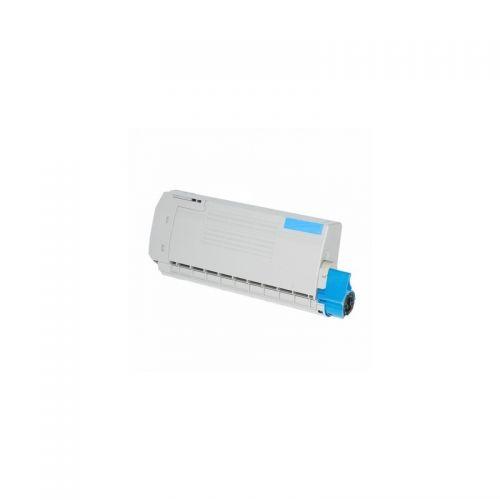 Compatible OKI C712 46507615 Cyan 11500 Page Yield