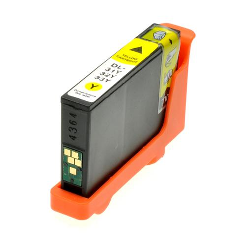 Compatible Dell Inkjet MTHX6 592-11822 Yellow 15ml *7-10 Day Lead*