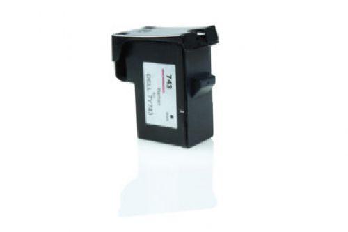 Compatible Dell Inkjet 7Y743 592-10043 Black 21ml
