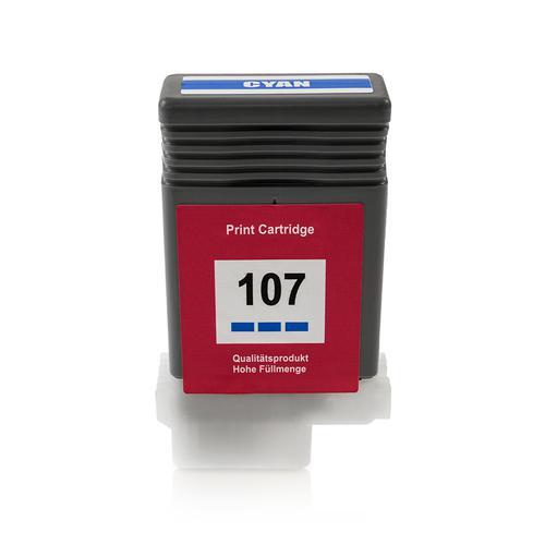 Compatible Canon Inkjet PFI-107C 6706B001 Cyan 130ml